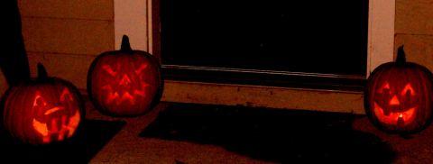 Pumpkin Carving is fun!