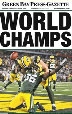 Super week in the Super Bowl (5/6)